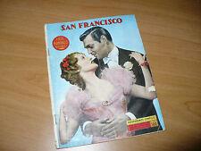 FOTOROMANZO COMPLETO N.13 1954 SAN FRANCISCO CLARK GABLE SPENCER TRACY J.RALPH