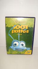 DVD WALT DISNEY LOSANGE N°51 HOLLOGRAMME 1001 PATTES