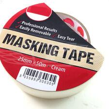 Professionnel facile tear ruban 25 mm x 50 m de bricolage / décoration / Peinture