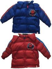 d02a9571ee5d82 Cappotti e giacche con cappuccio rosso in poliestere per bambini dai ...