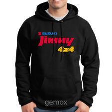 Suzuki Jimny 4x4 Pullover Hoodie Sweater Sz S - 3XL