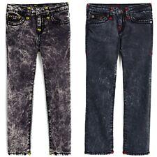 True Religion Toddler/Little Kids Geno Super T Fit Stretch Jeans