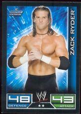 Slam Attax SmackDown - Zack Ryder (466)
