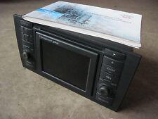 DOPPEL DIN Navigation Plus Navi RNS Radio AUDI A6 4B S6 RS6 4B0035192K