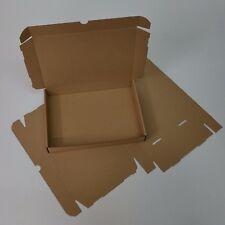 Maxibriefkarton braun 350x250x50mm Warensendung Innen330x242x45 Maxibrief Karton