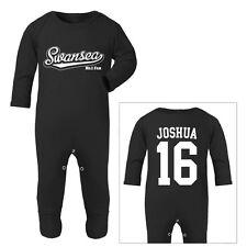 SWANSEA Città Calcio Bambino Personalizzato pigiama