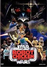 Robot Chicken: Star Wars - Episode II (2) (DVD)----new
