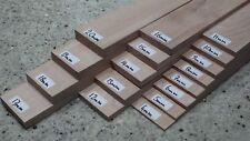 4mm-28mm Thick Beech Hardwood Strips L670 x W74mm /Slats/Plank/Board/Strip