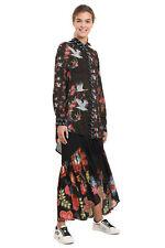 Desigual Lady Fantasy Blouse Black /& White XS-XXL UK 8-18 RRP ?94 Wrist Length