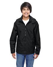 Team 365 Boys Conquest Jacket with Fleece Lining TT72Y S-XL