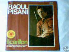 """RAOUL PISANI Il carillon 7"""" UN DISCO PER L'ESTATE 1970"""