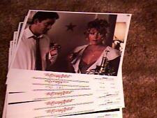 ESCAPE ARTIST LOBBY CARD SET 1982 MAGIC