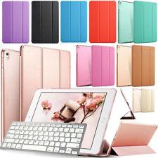 "For 9.7"" iPad 2 3 iPad 4 Slim Wake/Sleep PU Leather Cover Case Wireless Keyboard"