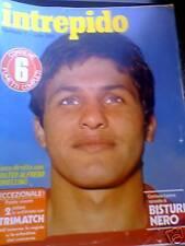 Intrepido anno 1978 n°1 Walter Alfredo Novellino il n°1