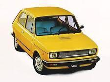 FIAT 127 TUTTI I MODELLI - 1971 a 1981, KIT di tubi freno in rame, NUOVO