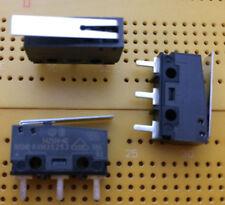 5A 250Vac SPDT Sub Minature Hinge Lever Microswitch AgNi AVM35253 Multi Qty