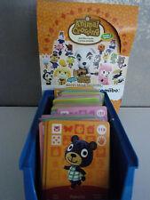 Animal Crossing Serie 2- Amiibo Karten - 118 - 160 - aussuchen - NEU