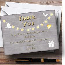 Twinkly LUCI PERSONALIZZATA NATALE CARTOLINE di ringraziamento