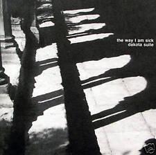 Dakota Suite - the way i am sick 2 CD