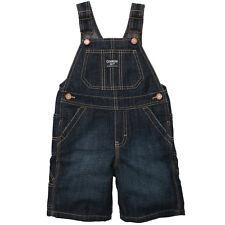 OSHKOSH Latzhose Jeans NEU ! Gr. 68 - 80  dunkelblau kurz Latzshorts Shorts Hose