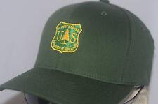 USFS Flexfit Hat United States Forest Service Bureau Land Management BLM CCC USA