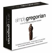 NEW Simply Gregorian (Audio CD)