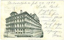 Philadelphia, Postoffie, Postamt, Post, 1907
