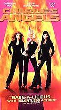 Charlies Angels (VHS, 2001) Diaz, Barrymore, Lucy Liu, Murray, Sam Rockwell