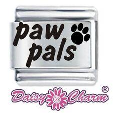 PAW PALS DOG (e) - DAISY CHARMS da JSC accoppiamenti Classic Taglia Italiana Bracciale con Charm