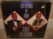 Cheo Feliciano - Los Feelings De Cheo - Rare LP Perfect