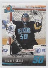 2009-10 Cardset Finland SM-Liiga #128 Tommi Nikkila Pelicans (SM-liiga) (Hockey)