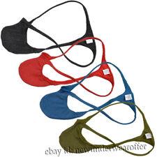 Men String T-back Contour Pouch Bikini Underwear Shiny Sport  Micro Thong Trunks