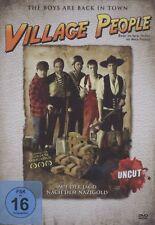 DVD NEU/OVP - Village People - Auf der Jagd nach dem Nazigold - Uncut