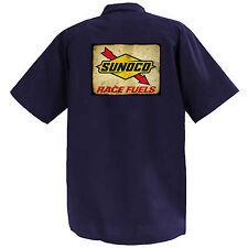 Sunoco Race Fuels - Mechanics Graphic Work Shirt  Short Sleeve