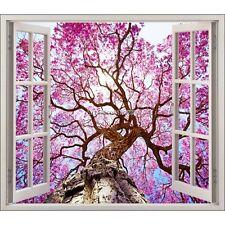 Adesivo finestra decocrazione Albero ref 5436 5436