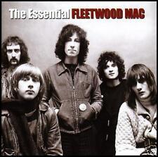FLEETWOOD MAC ( ORIGINAL ) (2 CD) THE ESSENTIAL ~ ALBATROSS +++ 70's BLUES *NEW*