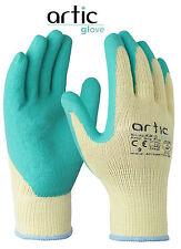 NEU: GRIP PLUS von artic® Arbeitshandschuh grün Handschuh Garten Gerüstbau