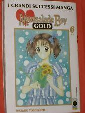 MARMALADE BOY COLLECTION GOLD DE LUXE NUOVO N°6 -DI:WATARU YOSHIZUMI