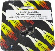 Golden Eagle VTEC Conversion Dowel Pins LS VTEC B20 VTEC GVCHEADDOWEL