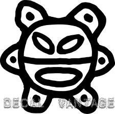Sol Taino Vinyl Sticker Decal Puerto Rico Boricua Coqui Sun Choose Size & Color
