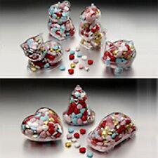 Plastic Favor Sweet Boxes ~ Various Designs