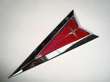 <SUPER NEW & HUGE~> PONTIAC 4 Inch CHROME Emblem GTO TRANS AM FIREBIRD TORRENT