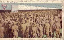 YMCA SOLDIERS WATCHING MOVIES ALWAYS POPULAR 1918