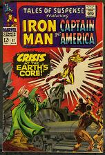 Tales Of Suspense #87, 1967, Marvel Comics - Fine+