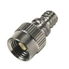 Adaptateur valve SCHRADER à DUNLOP pompe vélo auto moto crevaison réparation vtt