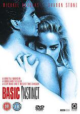 Basic Instinct [DVD], Very Good DVD, Denis Arndt, Sharon Stone, George Dzundza,