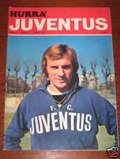 HURRA' JUVENTUS 1973/3 MORINI DINO ZOFF ITALIA TURCHIA