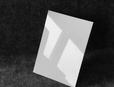 WEISS PLEXIGLAS ® Acrylglas 3 + 5mm Blickdicht Zuschnitt Deckend Platten XXL