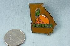 WILLABEE & WARD PIN GEORGIA STATE COMES WITH STATISTICS CARD
