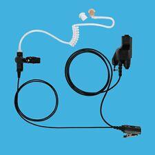 Walkie Talkie Headphone Surveillance Kit for EF Johnson 5000 5100 7700